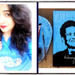Meet Aishwarya Langade: an artist who creates magic with some colors and a paint brush
