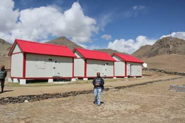 Glaciological Research Centre in Spiti